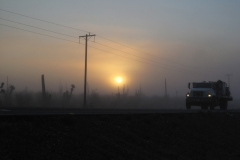 Foggy Morning, Baja California