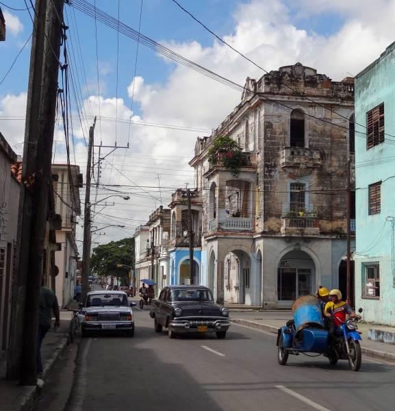In den Strassen von Piñar del Rio