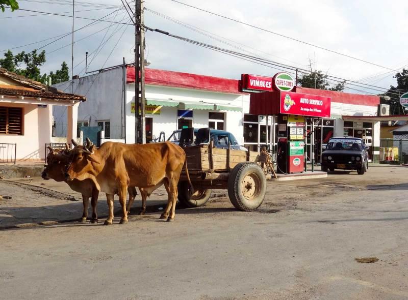 Tankstellen werden nicht so oft gebraucht
