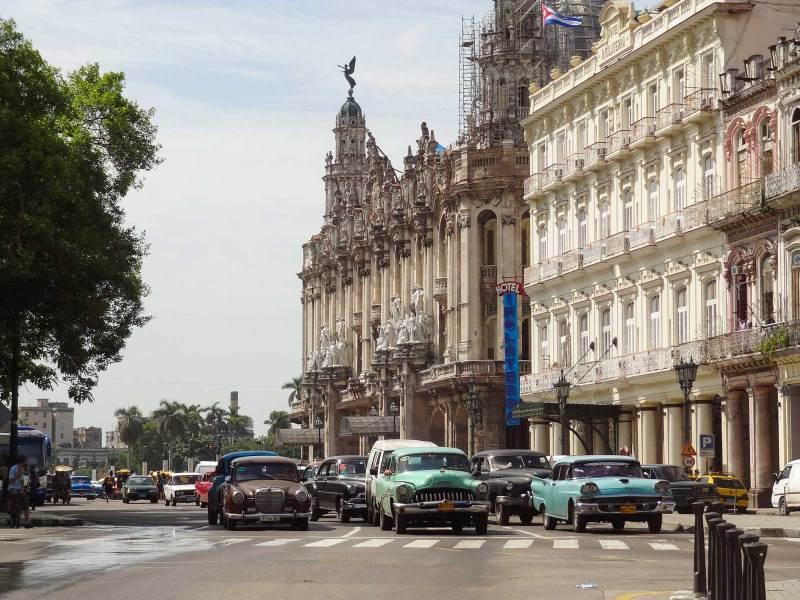 La Habana, hier fühlt man sich in ein anderes Jahrhundert zurück versetzt