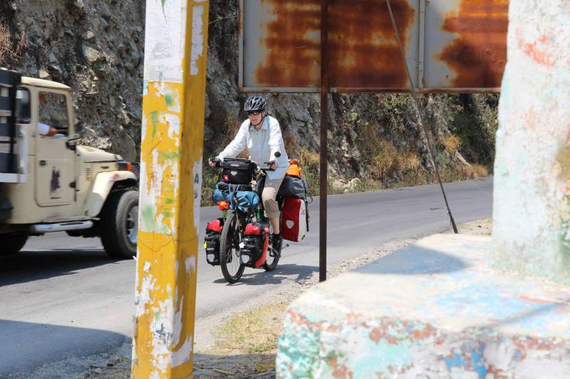 On the Road in Venezuela