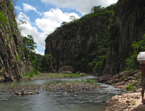 Granada – Somoto, es ist ein Fluss entsprungen