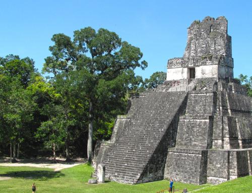 Cobán – Flores, Eintritt in die Welt der Mayas