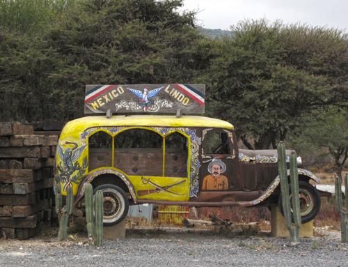 Cuernavaca – Zacatecas, ein Wiedersehen mit Freunden oder die ungeplante Reise der Kristalle