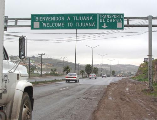San Felipe – Tijuana, ein letztes bisschen Lateinamerika