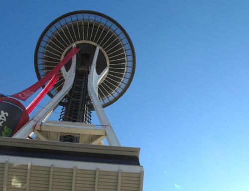 Seaside – Seattle – Opfikon retour, Ferien zu Hause