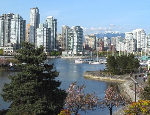 Bellingham – Vancouver retour, noch mehr Ferien