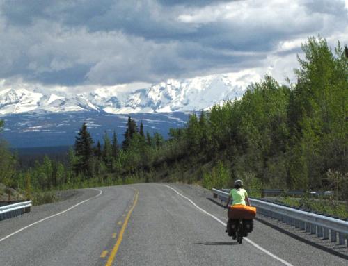 Anchorage – Tok, einmal fast quer durch Alaska oder so