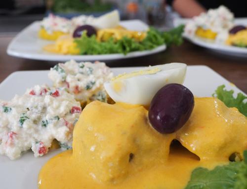 Ayacucho, eine familiär-kulinarische Auszeit