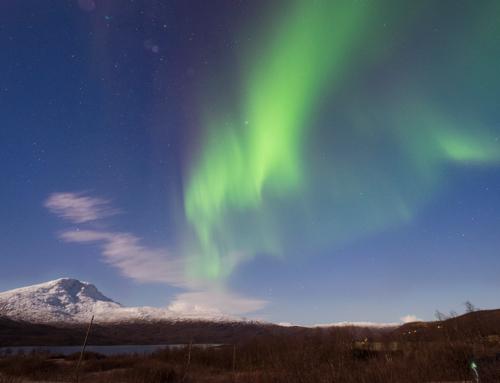 Tromsø, im Bann der Nordlichter