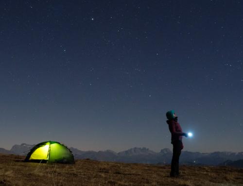 Graubünden, sommerliche Mini-Abenteuer in den Alpen