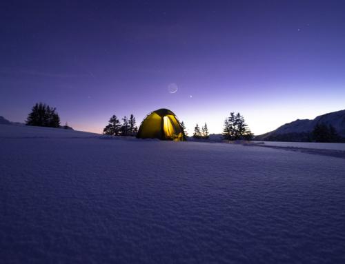 Tipps & Tricks: Zelten im Winter