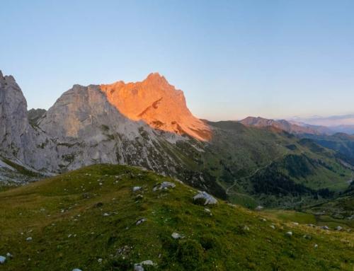 Der Prättigauer Höhenweg